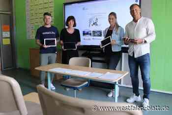 Europaschule Bad Oeynhausen benötigt schnelleres Internet – WLAN nur in 40 Prozent der Räume: Nachholbedarf bei der Digitalisierung - Westfalen-Blatt