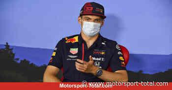 Max Verstappen: Solange ich Internet habe, ist alles gut - Motorsport-Total.com