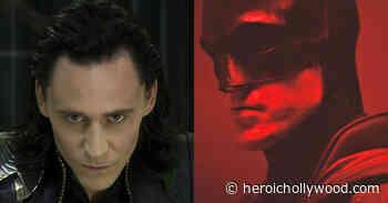 'Loki' Star Tom Hiddleston Becomes The Joker For Robert Pattinson's 'The Batman' In New Fan Art - Heroic Hollywood