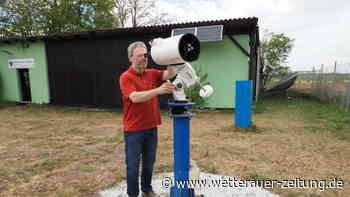 Dank Corona: Sternenfreunde Nidderau freuen sich über klaren Himmel - Wetterauer Zeitung