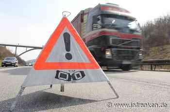 Vier Warnschilder übersehen? Ein Schwerverletzter bei Unfall auf A45 bei Kleinostheim - inFranken.de
