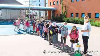 Schramberg: Freudige Rückkehr mit neuem Alltag - Schramberg - Schwarzwälder Bote