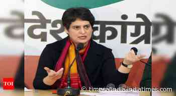 Sonia Gandhi's demand for OBC seat reservation in NEET is for social justice: Priyanka Gandhi