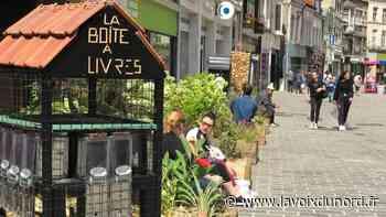 Tourcoing: les «salons végétalisés» fleuriront jusqu'en octobre - La Voix du Nord