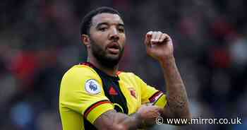 Troy Deeney opens up on 'uncomfortable' Watford discussions ahead of Chelsea clash - Mirror Online