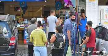 Lagoa Santa mantém lojas abertas mesmo sob ameaça do coronavírus - Estado de Minas