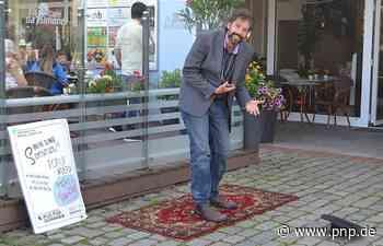 Pop-up-Theater in den Straßen der Stadt - Passauer Neue Presse
