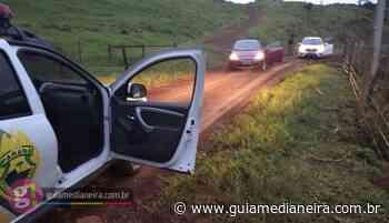 RPA de Matelândia recupera dois veículos roubados em Medianeira e prende três pessoas - Guia Medianeira