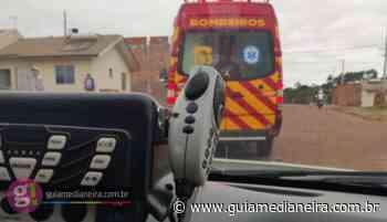 Medianeira: Policiais militares salvam vida de bebê que havia se engasgado - Guia Medianeira