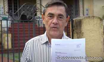 Walmer Machado apresenta interesse de banco europeu em estruturar finanças do Botafogo - globoesporte.com