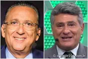 Globo libera Cléber Machado e Galvão para especial na Band - BR 104