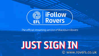 Watch Rovers v Leeds United today!