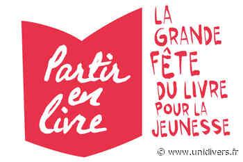 #PartirEnLivre : découvrez, écoutez, lisez ! Depuis chez vous mercredi 8 juillet 2020 - Unidivers