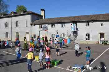 À Saint-Junien, le Châtelard se prépare pour accueil les enfants cet été - lepopulaire.fr