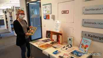 Kultur: Neuer Service der Bibliothek in Schöneiche - Märkische Onlinezeitung