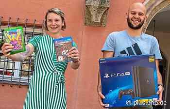 Playstation und XBox in der Bibliothek - PNP Plus
