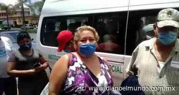 Destinan ambulancia para pacientes de Tierra Blanca - Diario El Mundo de Córdoba