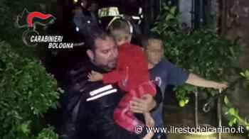 Maltempo Bologna, a Bazzano automobilisti e famiglie salvati. Monteveglio, esonda torrente - il Resto del Carlino