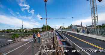 Baustellen in Bonn: Für die Sommerferien plant die Stadt weitere Maßnahmen - General-Anzeiger Bonn