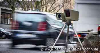 Regelungen für Raser: Mehr Fahrverbote in Bonn und dem Rhein-Sieg-Kreis - General-Anzeiger Bonn