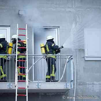 Neues Übungshaus für Feuerwehr Bonn - radiobonn.de