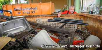 Abfall in Bonn: Warum samstags nur in Bad Godesberg entsorgt werden kann - General-Anzeiger Bonn