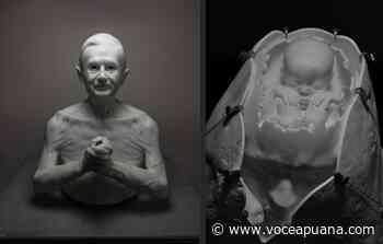 L'artista della prima scultura nello spazio arriva a Carrara - La Voce Apuana