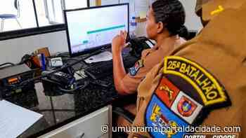 25ºBPM passa a operar com sistema de comunicação digital em Umuarama e região - ® Portal da Cidade | Umuarama