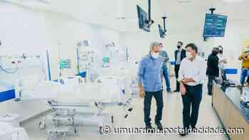Umuarama ganhará reforço em número de leitos de UTI destinados à covid-19 - ® Portal da Cidade | Umuarama