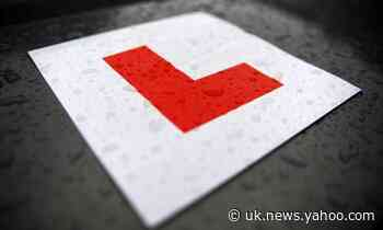 Driving lessons resume in England but learners face long wait for test