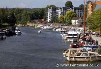 River patrols on the Medway on 'super Saturday' - Kent Online
