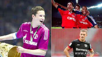 Die jüngsten Finalteilnehmer im DFB-Pokal: Wirtz winkt Rekord