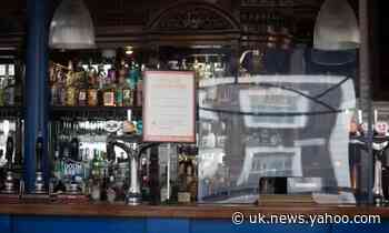 'Let's not blow it,' says Boris Johnson as English pubs reopen