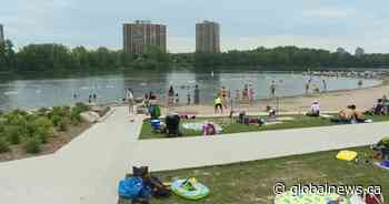 Verdun beach officially opens for the season with COVID-19 restrictions - Globalnews.ca