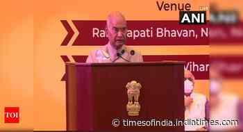 As Covid-19 ravages human lives and economies, Buddha's message serves like beacon: President Ram Nath Kovind