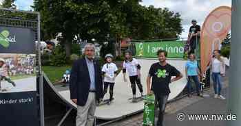 Skate-Workshop in der Jugendfreizeitstätte Brakel - Neue Westfälische