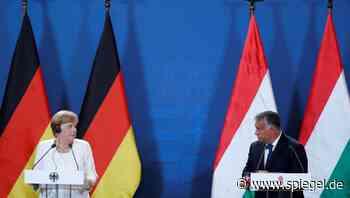 EU-Wiederaufbaubudget: Erst das Geld, dann sehen wir weiter - DER SPIEGEL