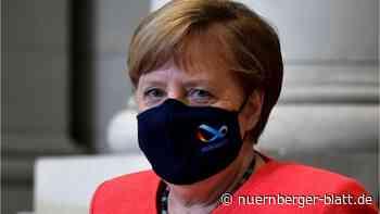 Jetzt also doch: Angela Merkel zeigt sich mit Maske ⋆ Nürnberger Blatt - Nürnberger Blatt