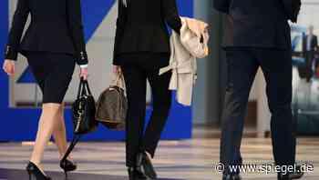 """""""Kontraproduktive Themen"""": CDU-Wirtschaftsrat kritisiert Merkel wegen Frauenquote - DER SPIEGEL"""