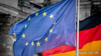 Wie Angela Merkel während der EU-Ratspräsidentschaft die europäische Union aus der Krise führen will | SWR1 RP | SWR1 - SWR