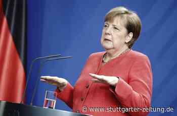 Angela Merkel - Darum sieht man die Kanzlerin selten mit Maske - Stuttgarter Zeitung