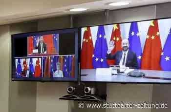 Deutschland übernimmt EU-Ratsvorsitz - Vor diesen Herausforderungen steht Angela Merkel - Stuttgarter Zeitung