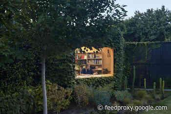 Writer's Shed / Matt Gibson Architecture + Design