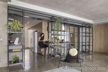 Merlot Apartment / Clarice Semerene Arquitetura