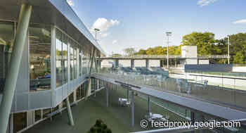 Cary Leeds Center for Tennis & Learning / Gluck+