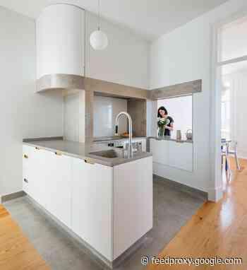 Apartment in Principe Real / Aurora Arquitectos