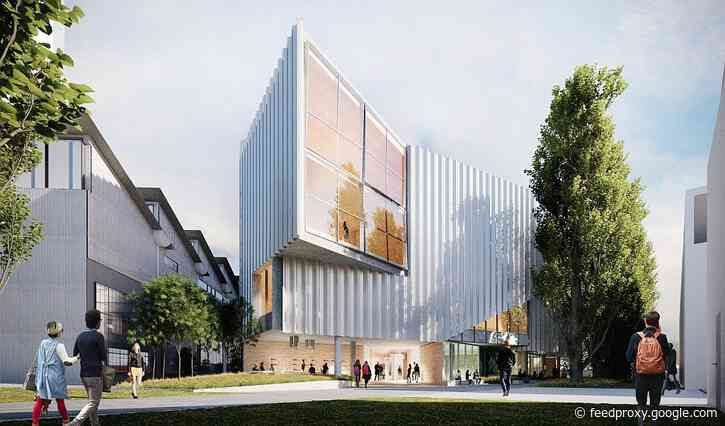 John Wardle Architects Designs Pair of Industrial Buildings for University of Tasmania