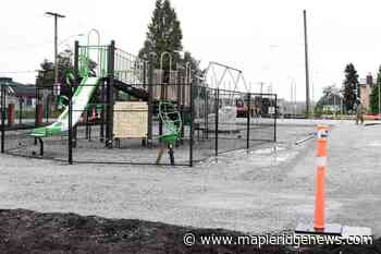 New Maple Ridge park to be finished this summer – Maple Ridge News - Maple Ridge News