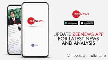 Better, faster and more vibrant. Tap to update Zee News App