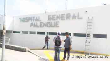 Atiende SOP rehabilitación integral del Hospital General y unidades médicas en Palenque - ChiapasHoy